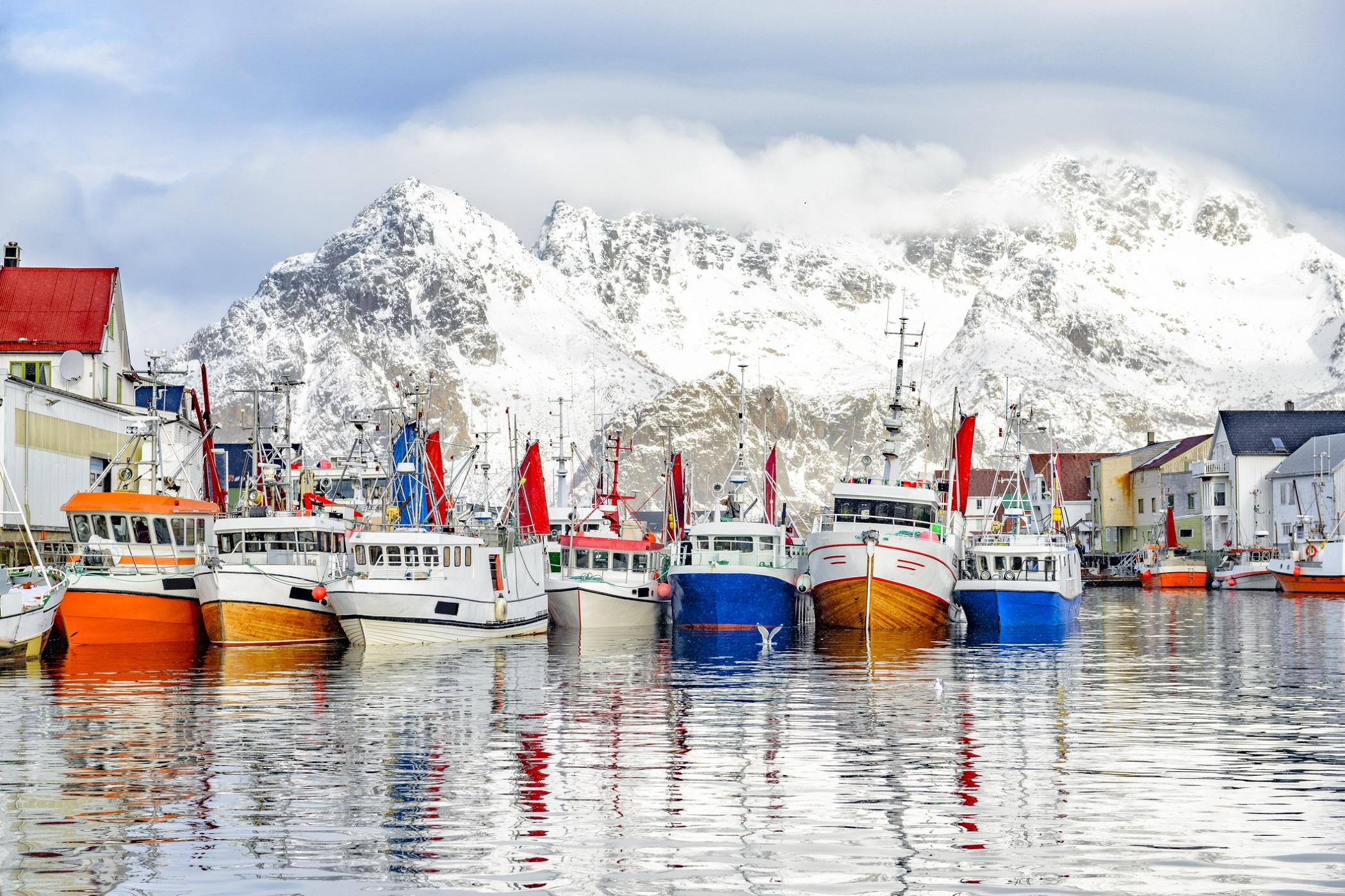 Norske båttyper og båter