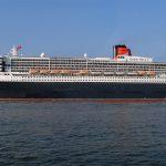 Reis på cruise med Cunard
